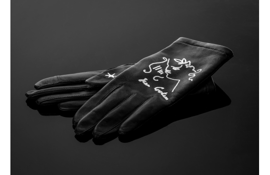 MAISON FABRE PRESENTS A NEW PAIR OF GLOVES INSPIRED BY THE TIMELESS MYTH OF ORPHEUS, AS INTERPRETED BY JEAN COCTEAU