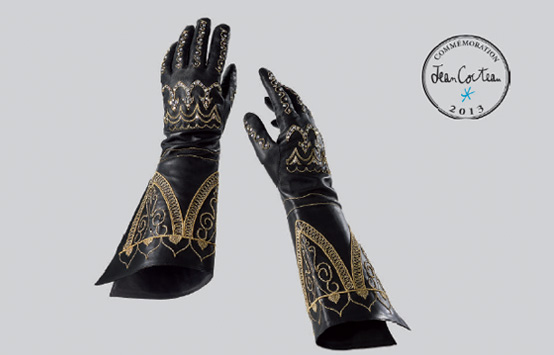 Maison Fabre breathes new life into the magic gloves featured in Jean Cocteau's 1946 masterpiece Beauty and the Beast.